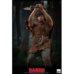 Figura Rambo First Blood Acorralado Threezero