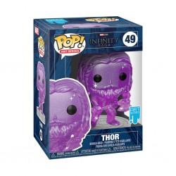 Imagén: Figura Thor Marvel Infinity Saga Artist Series POP Funko 49