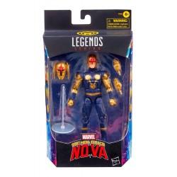 Figura The Man Called Nova 2021 Marvel Legends Hasbro