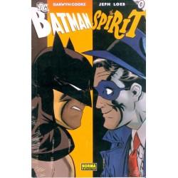 Imagén: The Spirit 0 Batman / The Spirit
