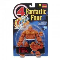 Figura La Cosa Los 4 Fantásticos Marvel Legends Hasbro