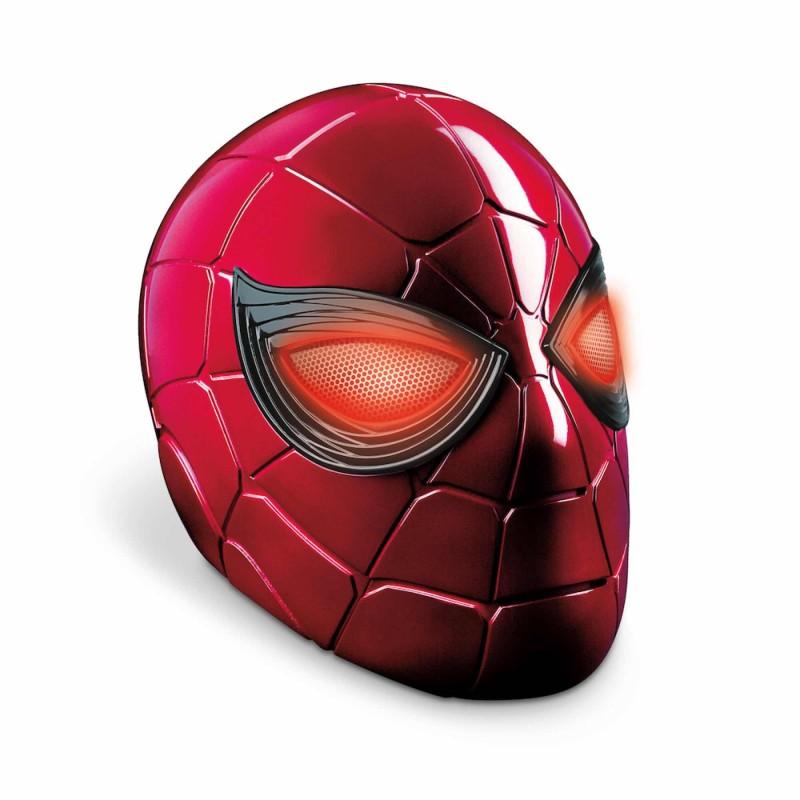 Casco Iron Spider Man Replica Escala 1:1 Marvel Legends