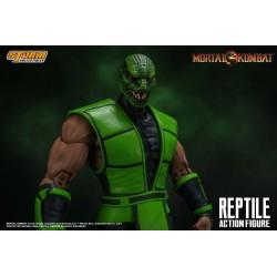 Figura Reptile Mortal Kombat Storm Collectibles