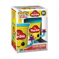 Figura Bote de Play-Doh POP Funko 101
