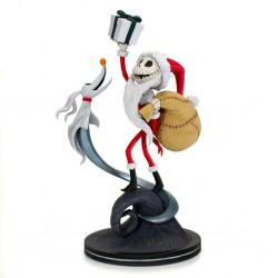 Figura The Nightmare Before Christmas: Sandy Claws Q-Fig Elite