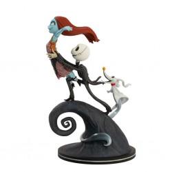 Figura The Nightmare Before Christmas: Jack I'm Flying Q-Fig Elite