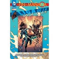 Liga de la Justicia. El Fin del Mañana (Colección Completa)