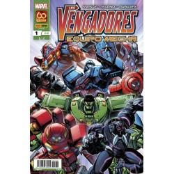 Los Vengadores: Equipo Mecha 1/ 130