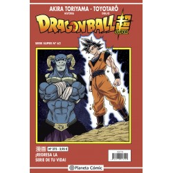 Dragon Ball Súper 62. Serie Roja 273
