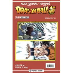 Dragon Ball Súper 63. Serie Roja 274