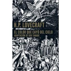 El color que cayó del cielo De H.P. Lovecraft  (Manga)