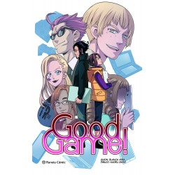 Planeta Manga: Good Game!