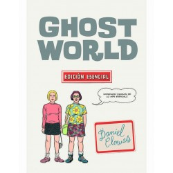 Imagén: Ghost World. Edición Esencial