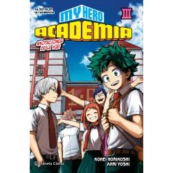 My Hero Academia. Novela 3