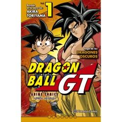 Dragon Ball GT Anime Serie 1