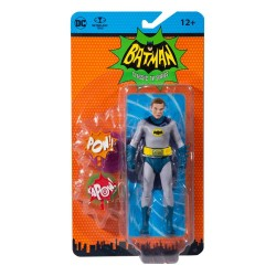 Figura Batman 66 Sin Máscara DC Retro McFarlane Toys