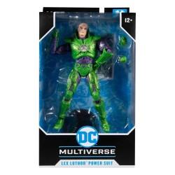 Imagén: Figura  Lex Luthor Power Suit DC New 52 DC Multiverse McFarlane Toys