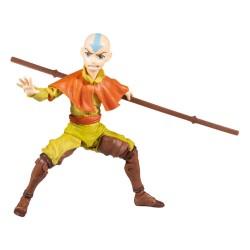 Figura Aang Avatar La Leyenda De Aang McFarlane Toys