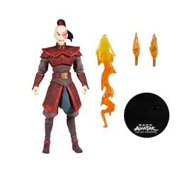 Figura Zuko Avatar La Leyenda De Aang McFarlane Toys
