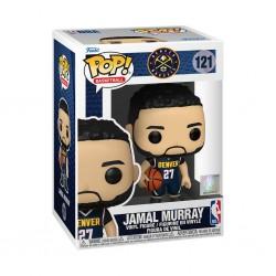 Figura Jamal Murray Dark Blue Jersey Nuggets Pop NBA Funko 121