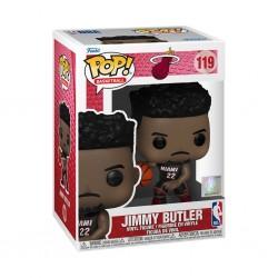 Figura Jimmy Butler Black Jersey Heat Pop NBA Funko 119