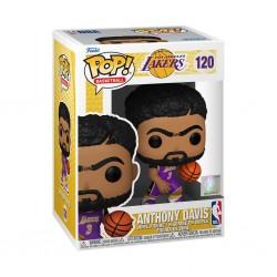 Figura Anthony Davis Purple Jersey Lakers Pop NBA Funko 120