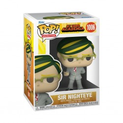 Figura Sir Nighteye My Hero Academia Pop Anime Funko 1006