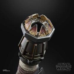 Sable de Luz Rey Skywalker Star Wars Episode IX Black Series réplica 1/1 Force FX Elite