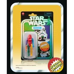 Figura 2021 Stormtrooper Prototype Edition Star Wars Retro Collection Hasbro