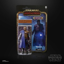 Figura Greef Karga 2022 Star Wars The Mandalorian Black Series Credit Collection