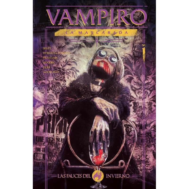 Vampiro: La Mascarada. Las Fauces Del Infierno1