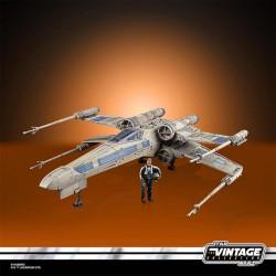 Figura X-Wing Y Anton Merrick Rogue Squadron Star Wars Vintage Collection Hasbro