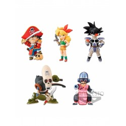 Set de Figuras Dragon Ball World Collectable Figure Treasure Rally Vol.3 Banpresto