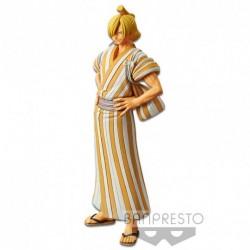 Figura One Piece DXF The Grandline Men Wanokuki Vol 5 Sanji Banpresto