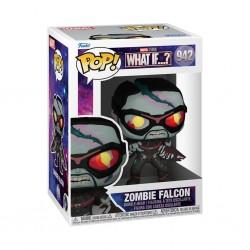 Figura Zombie Falcon What If Pop Marvel Funko 942