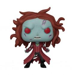 Figura Bruja Escarlata Zombie What If Pop Marvel Funko 943