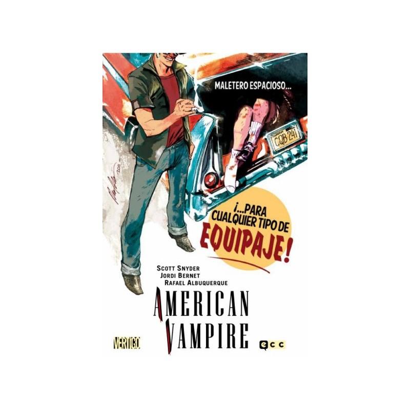 American Vampire 4 (Cartoné)