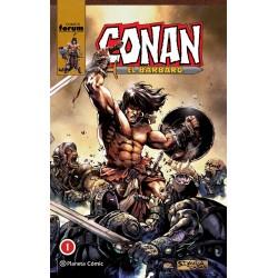 Conan El Bárbaro (Integral). Coleción Completa.