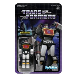 Figura Soundblaster Transformers ReAction Super7