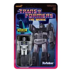 Figura Fallen Leader Optimus Prime Transformers ReAction Wave 4 Super7