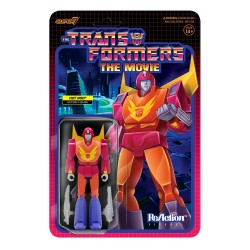 Figura Hot Rod Transformers ReAction Wave 4 Super7