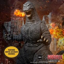 Figura Ultimate Godzilla Con Luz Y Sonido 84 Centímetros Mezco
