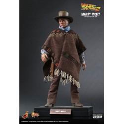 Figura Marty McFly regreso Al Futuro III Hot Toys Hot Toys Escala 1/6