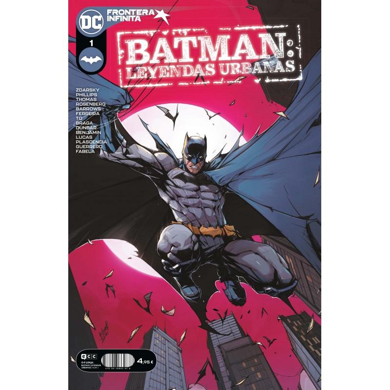 Batman: Leyendas urbanas  01