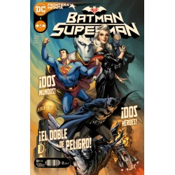Batman/Superman: El Archivo De Mundos 1