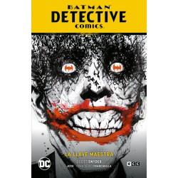 Batman: Detective Comics 5: La Llave Maestra (Batman Saga - Batman: Renacido Parte 9)