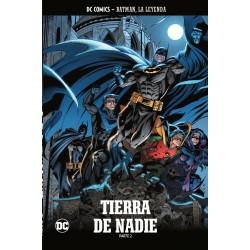 Batman, La Leyenda 62: Tierra De Nadie Parte 2