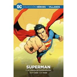 Colección Héroes Y Villanos 20 - Superman Y La Legión De Superhéroes
