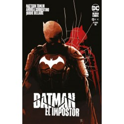 Imagén: Batman: El Impostor 1 . DC Black Label
