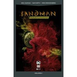 Sandman 1. Preludios y Nocturnos DC Pocket